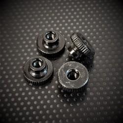 DIN466-B Knurled Thumbscrew...