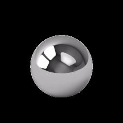 8mm Steel Ball - Tight...