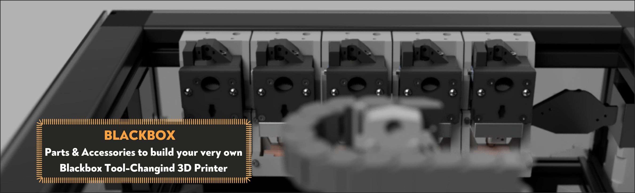 Blackbox Parts + Accessories